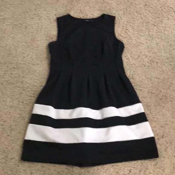 Apt. 9 Dresses | Stylish Black White Dress
